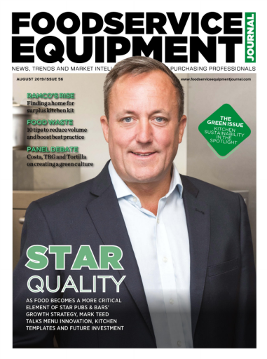 Foodservice Equipment Journal – August 2019