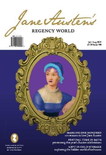 Jane Austen's Regency World – July 01, 2019