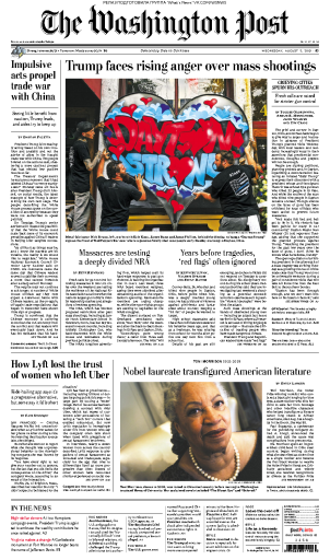 The Washington Post - 07.08.2019