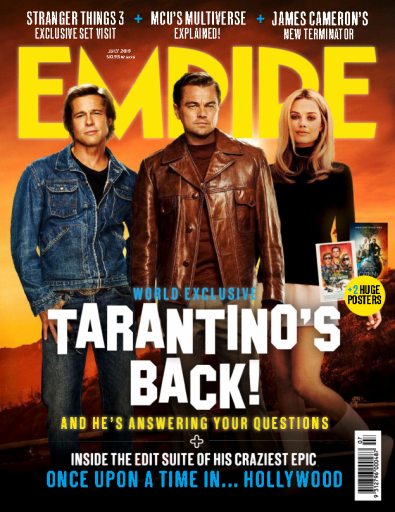 Empire Australasia – July 2019