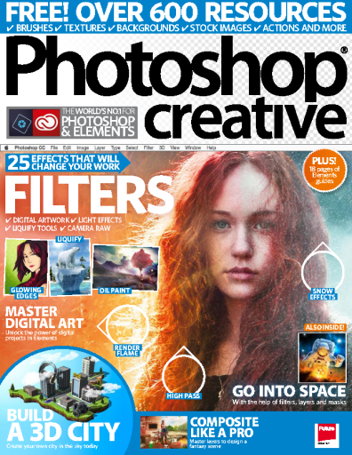 Photoshop Creative Issue