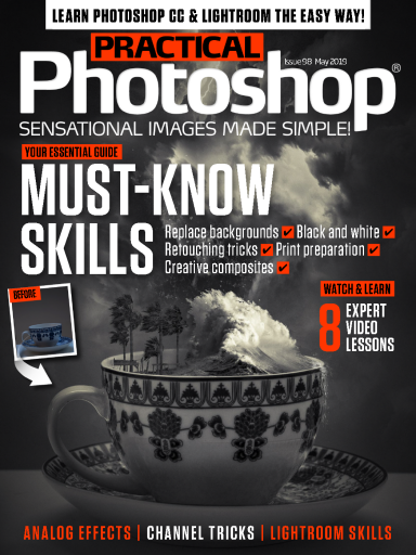 2019-05-01 Practical Photoshop