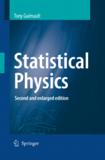 Statistical Physics, Second Revised and Enlarged Edition