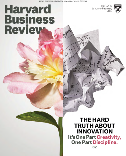 Harvard Business Review USA - 01.2019 - 02.2019