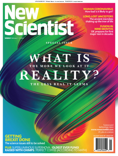 New Scientist - 01.02.2020