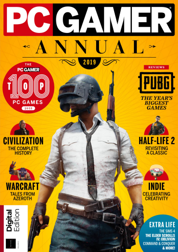 PC Gamer USA - Annual 2019