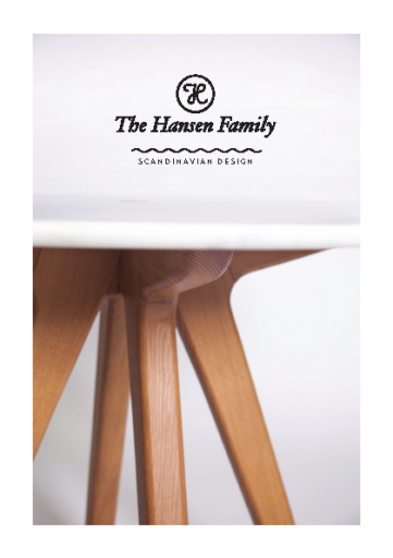 Homegrown Wood, Handmade Furniture, New Scandinavian Design
