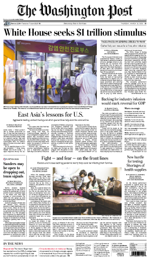 The Washington Post - 19.03.2020