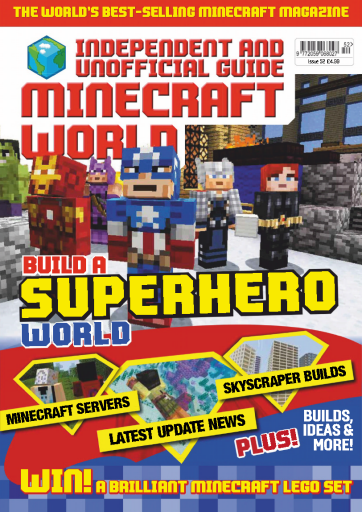 2019-07-01 Minecraft World Magazine