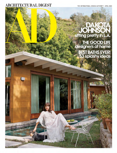 Architectural Digest USA - 04.2020
