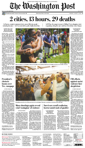 The Washington Post - 05.08.2019