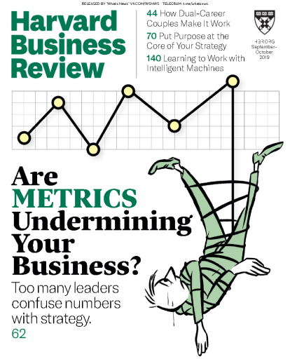 Harvard Business Review USA - 09.2019 - 10.2019