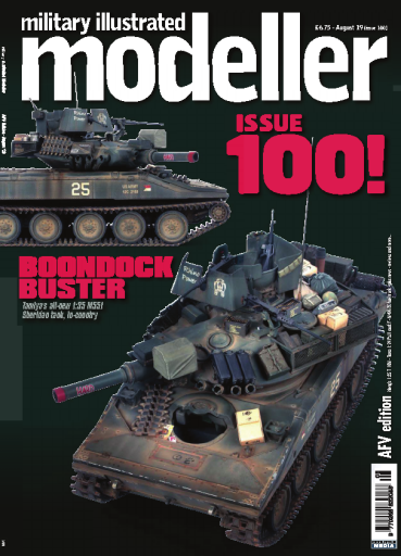Military Illustrated Modeller – August 2019