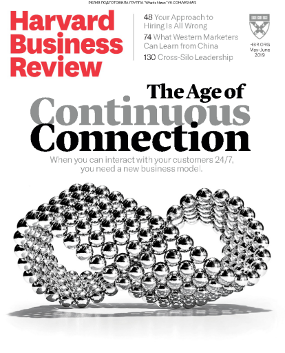 Harvard Business Review USA - 05.2019 - 06.2019