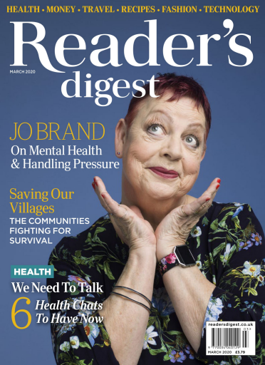 Reader\'s Digest UK - March 2020