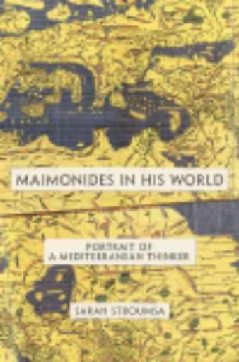 Maimonides in His World. Portrait of a Mediterranean Thinker