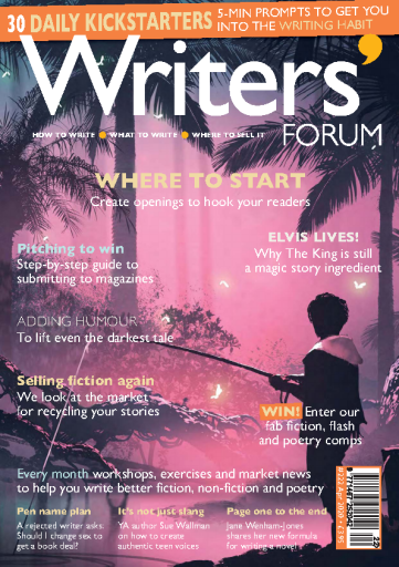 Writers\' Forum - 04.2020