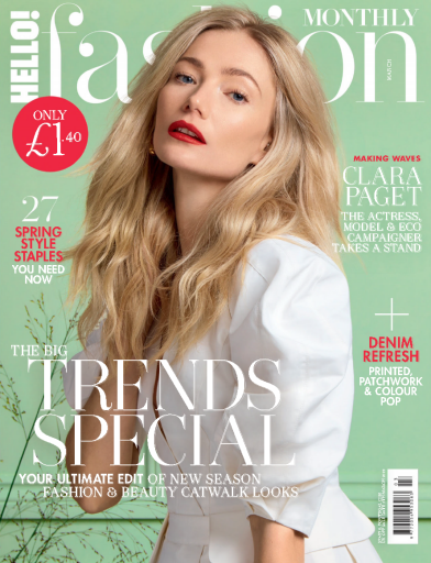 Hello Fashion Monthly - March 2019