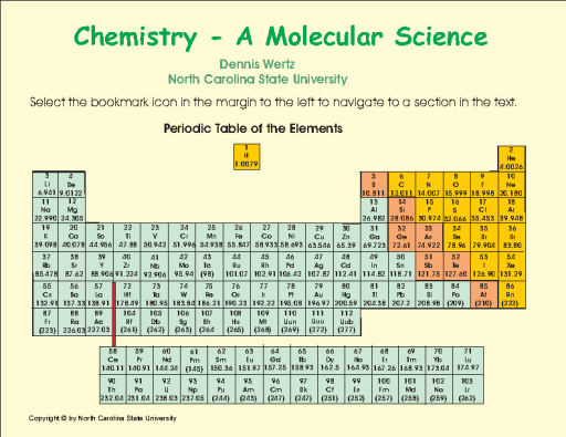 Chemistry - A Molecular Science