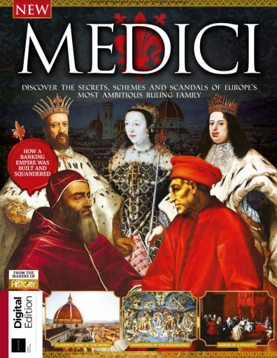 All About History - Book of the Medici