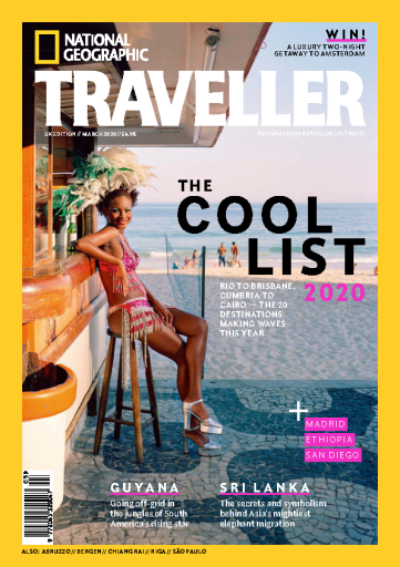 National Geographic Traveller UK 03.2020