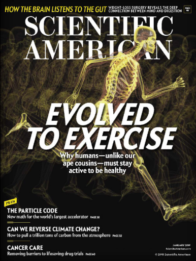 Scientific American 2019-01