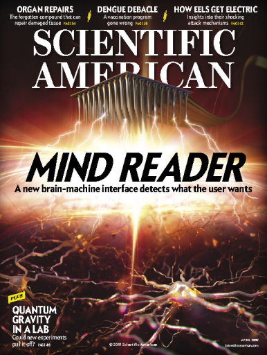 Scientific American 2019-04