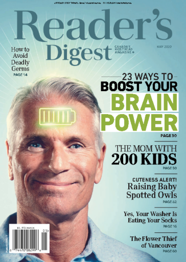 Reader\'s Digest Canada - 05.2020