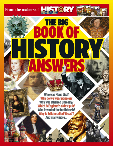 History Revealed The Big Book of History Answers 2020