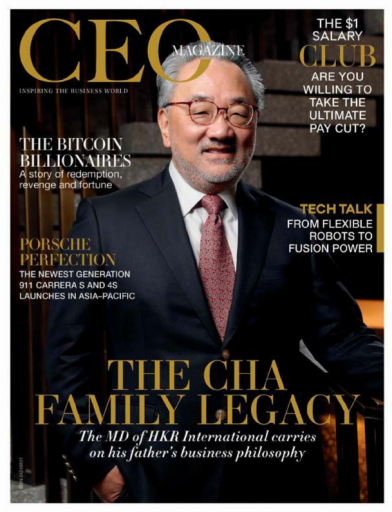 The CEO Magazine Asia – July 2019
