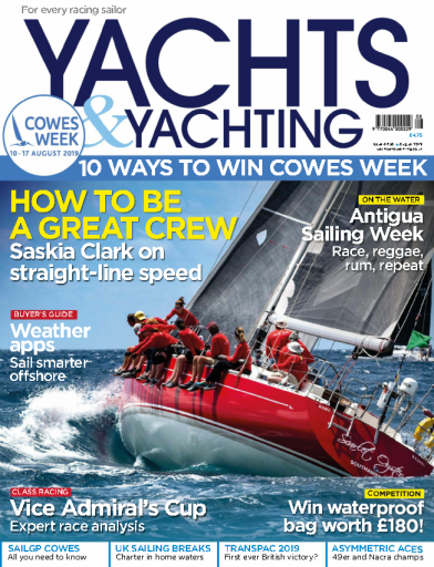 Yachts & Yachting – August 2019