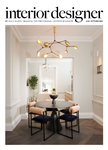 Interior Designer – September 2019
