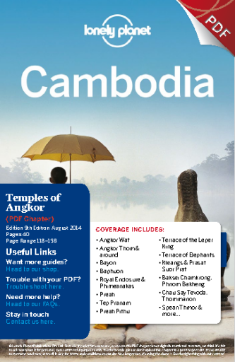 Cambodia 9 - Temples of Angkor (Chapter)