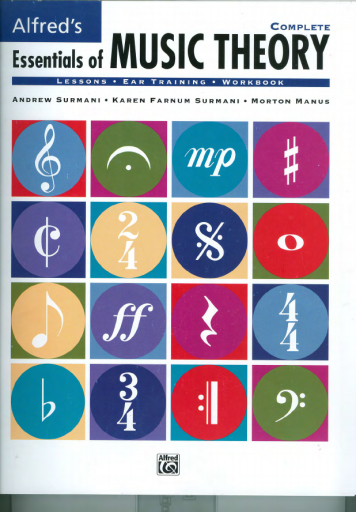 Alfred\'s Essentials of Music Theory
