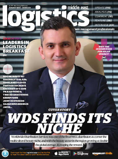 Logistics Middle East – August 2019