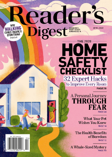 Reader\'s Digest Canada - 04.2020