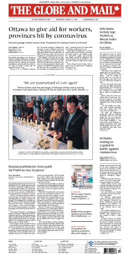 The Globe and Mail - 11.03.2020
