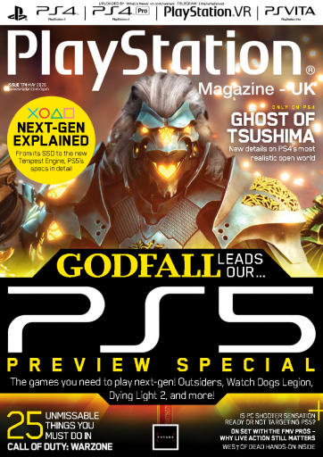PlayStation Magazine - 05.2020
