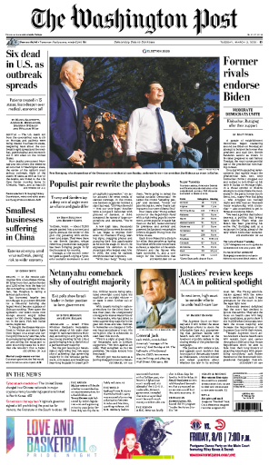 The Washington Post - 03.03.2020