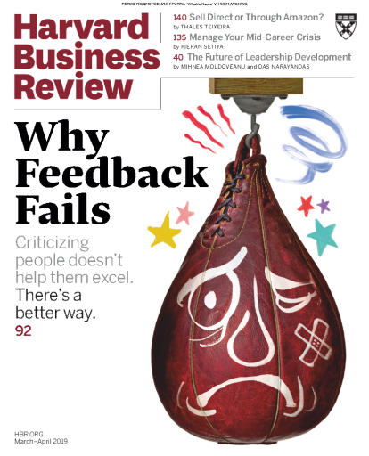 Harvard Business Review USA - 03.2019 - 04.2019