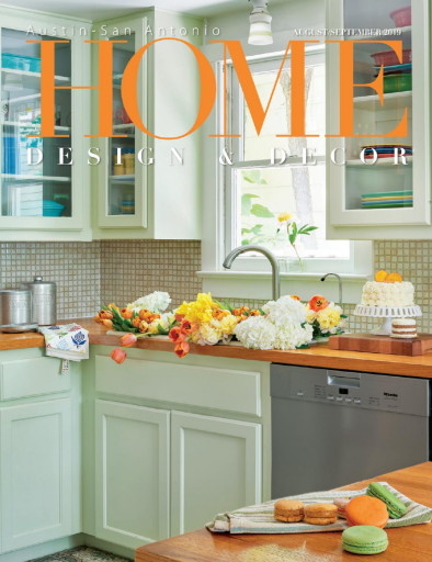 Home Design & Decor Austin-San Antonio – August-September 2019