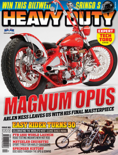 Heavy Duty – July-August 2019