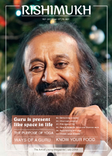 Rishimukh – July 2019
