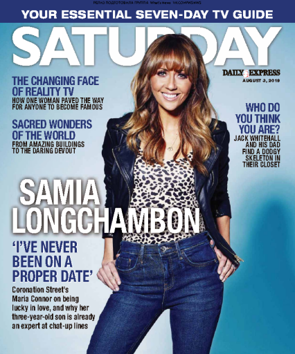 Saturday Magazine - 03.09.2019