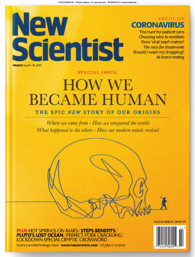 New Scientist - 04.04.2020