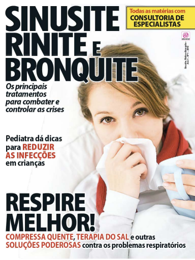 Sinusite, Rinite e Bronquite - Ano 1 nº 1 (2019)