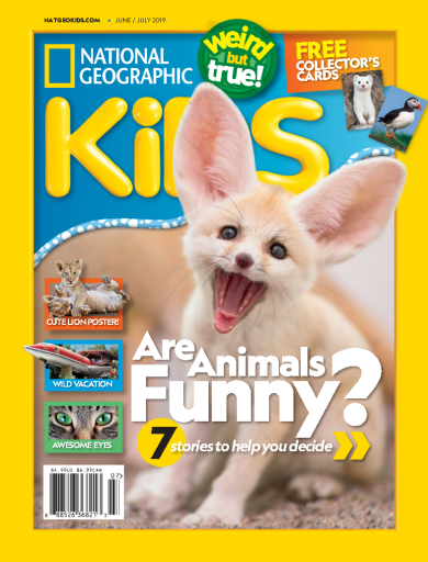 National Geographic Kids - USA (2019-06 & 2019-07)