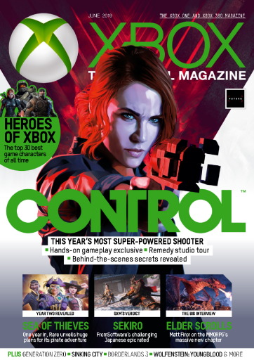 Xbox - The Official Magazine - USA (2019-06)
