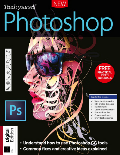 Teach Yourself Photoshop - USA (2019-06)