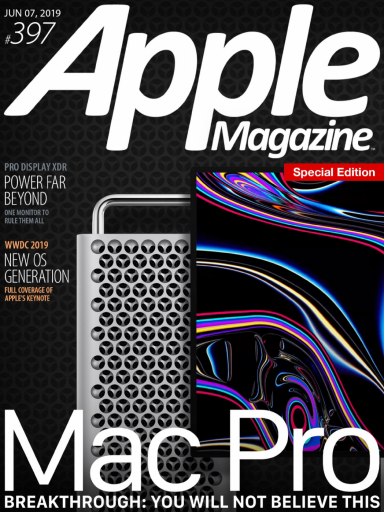 Apple Magazine - USA - Issue 397 (2019-06-07)